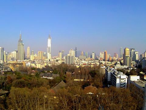 南京师范大学旅游景点图片