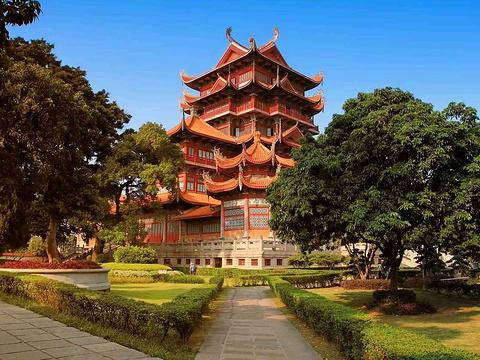 西禅寺旅游景点图片