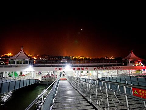 厦门轮渡码头旅游景点图片