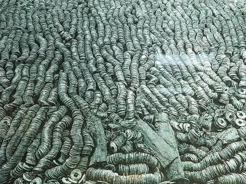 西汉海昏侯大墓旅游景点图片