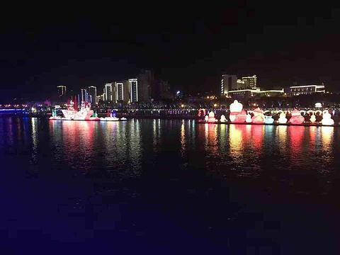 自贡彩灯公园旅游景点攻略图