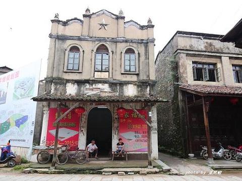 黎川老街旅游景点图片