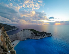 迷失希腊,走不出的那片深深浅浅的蓝