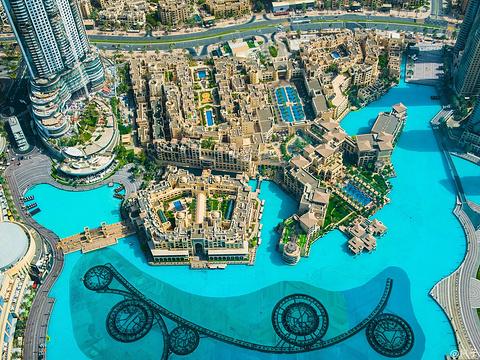 哈利法塔(迪拜塔)旅游景点图片