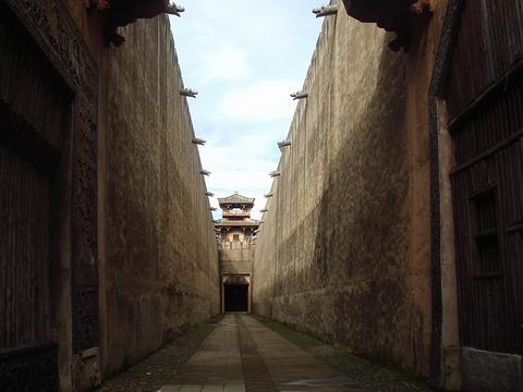 秦王宫旅游景点图片