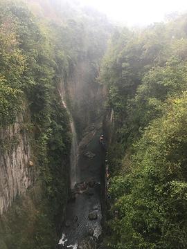 恩施大峡谷旅游景点攻略图