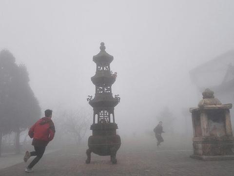 紫极宫旅游景点图片
