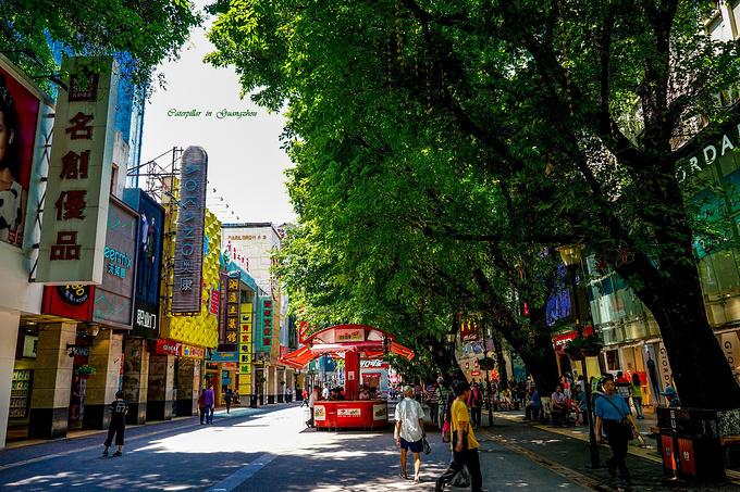 北京路步行街图片