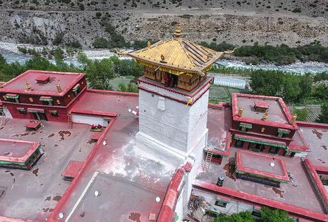 赛卡古托寺旅游景点攻略图