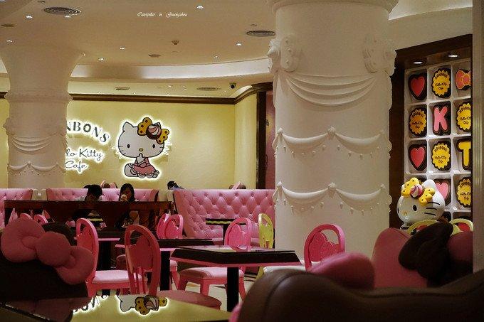 BONBONS Hello Kitty Cafe(珠江新城店)图片