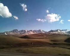 乌兹别克斯坦 (环亚洲骑行第十国)