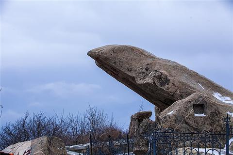 拱北石旅游景点攻略图