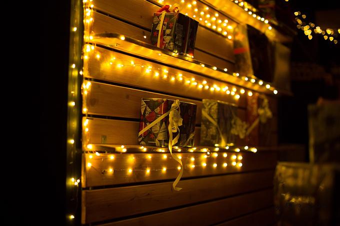 圣诞老人村图片