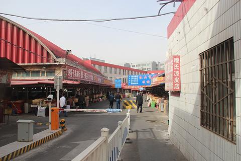 红山农贸市场