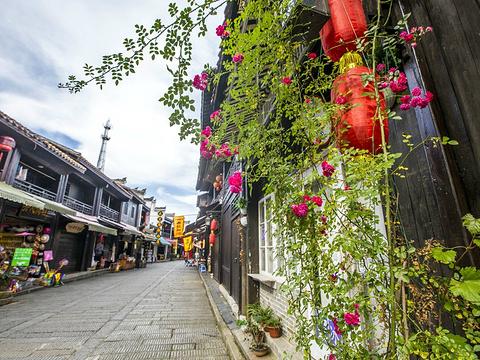 靖港古镇旅游景点图片