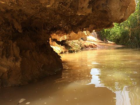 仙女溪旅游景点图片
