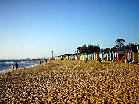 Brighton Beach旅游景点图片