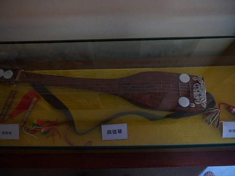 傈僳族博物馆旅游景点图片