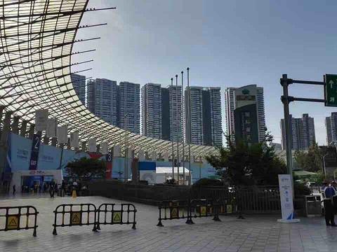 世纪城新国际会展中心旅游景点图片