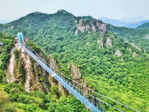 马仁奇峰旅游景点图片