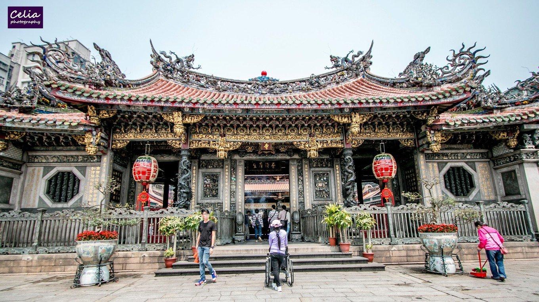 艋舺龙山寺