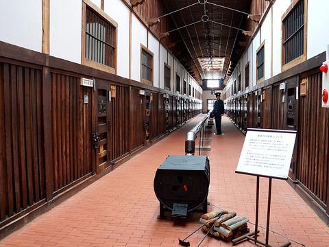 网走监狱博物馆旅游景点图片