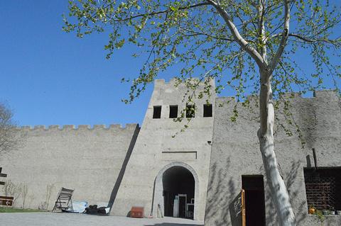 锡伯民族博物院旅游景点攻略图