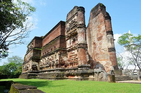 兰卡提拉卡佛殿旅游景点攻略图