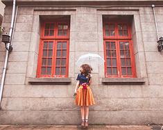 独自走在我和你恋爱过的城市,爱拉的华南五市自驾游