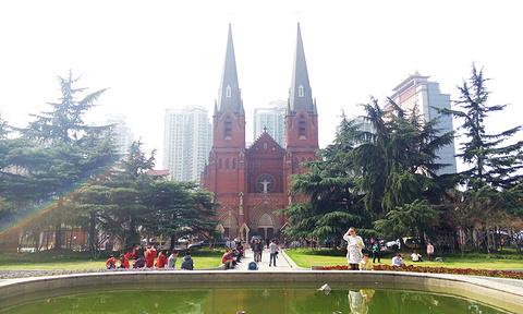 徐家汇天主教堂旅游景点攻略图