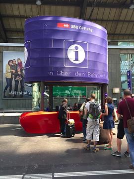 苏黎世主火车站的图片