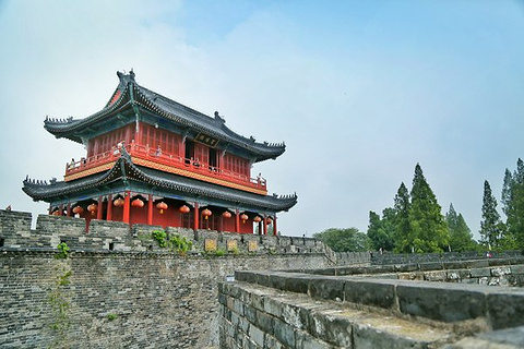 荆州旅游图片