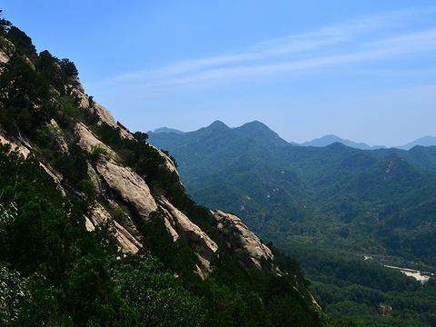 大杨山国家森林公园旅游景点图片