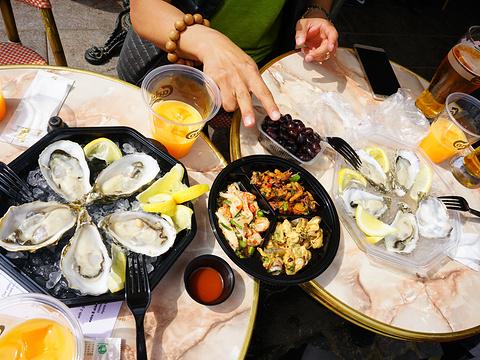Torvehallerne食品市场旅游景点图片