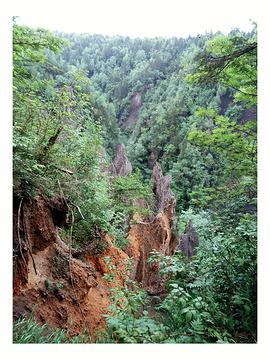 锦江大峡谷旅游景点攻略图