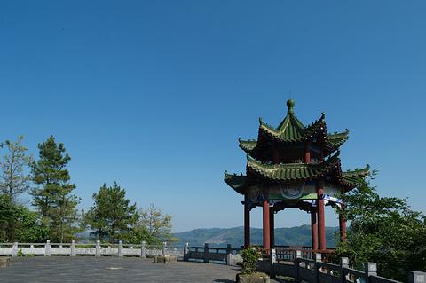 仙岛湖风景区