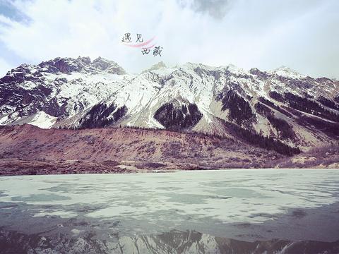 米堆冰川旅游景点图片