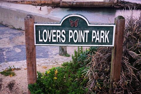 情人角公园旅游景点攻略图