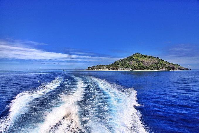 返回主岛前图片