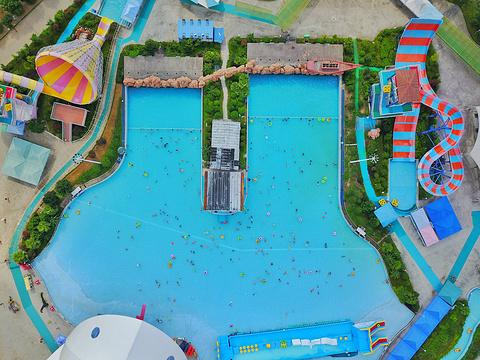 宁波东钱湖水上乐园旅游景点图片