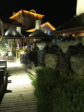 汉拿山温泉旅游景点攻略图