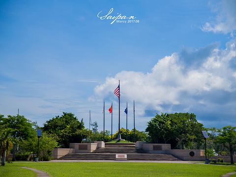 美国纪念公园旅游景点图片
