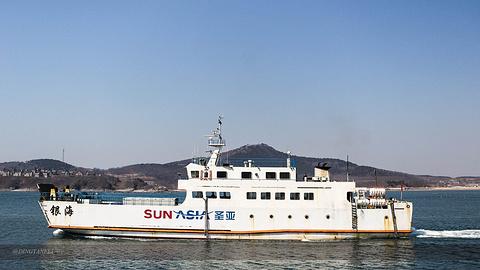 广鹿岛旅游景点攻略图