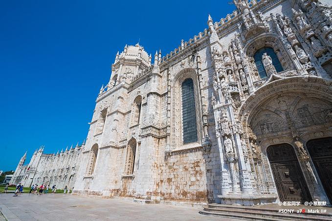 热罗尼莫斯修道院图片
