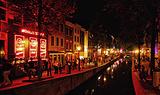 阿姆斯特丹红灯区