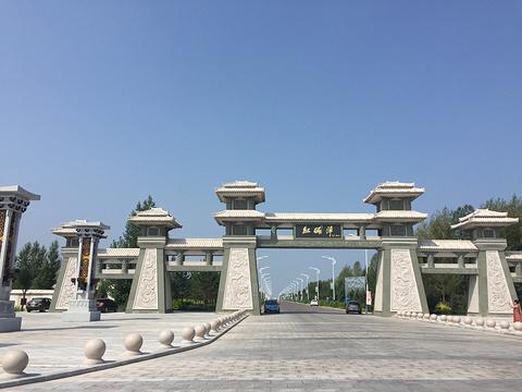 红碱淖旅游景点攻略图