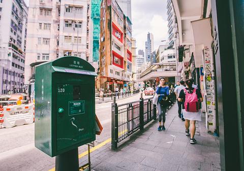 嘉咸街旅游景点攻略图
