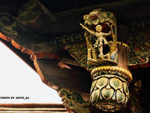 东禅少林寺旅游景点图片