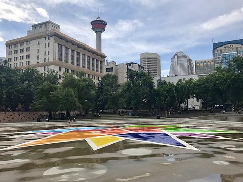 加拿大奥林匹克公园旅游景点图片