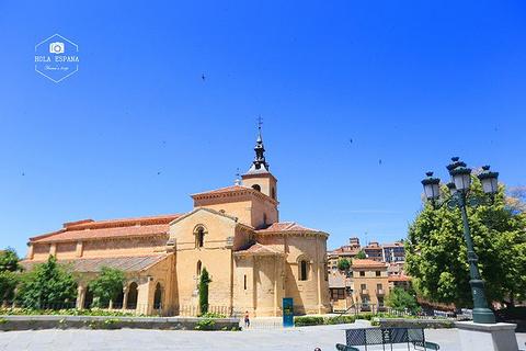 圣马丁教堂旅游景点攻略图